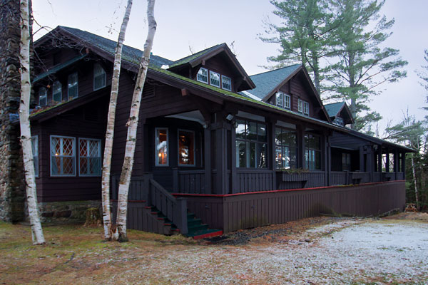 Adirondack Waterfront Homes Luxury Lakefront Rentals