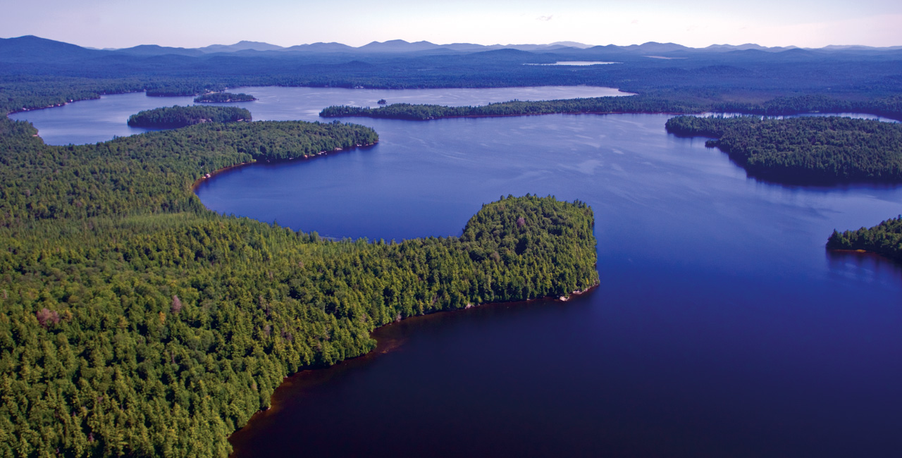 Upper Saranac Lake Camp - Moss Rock Tract