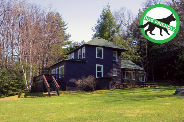 Upper Saranac Lake Lodge Vacation Rental Tupper Lake - Adirondacks New York
